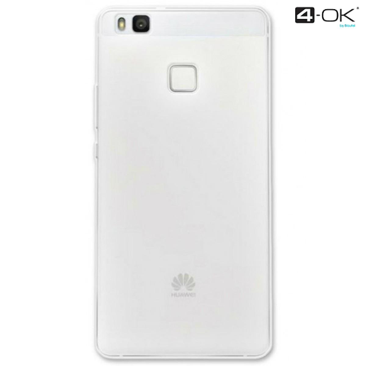 4-OK Protek 0.2 Ultra Slim Case - Huawei P9 Lite Transparent
