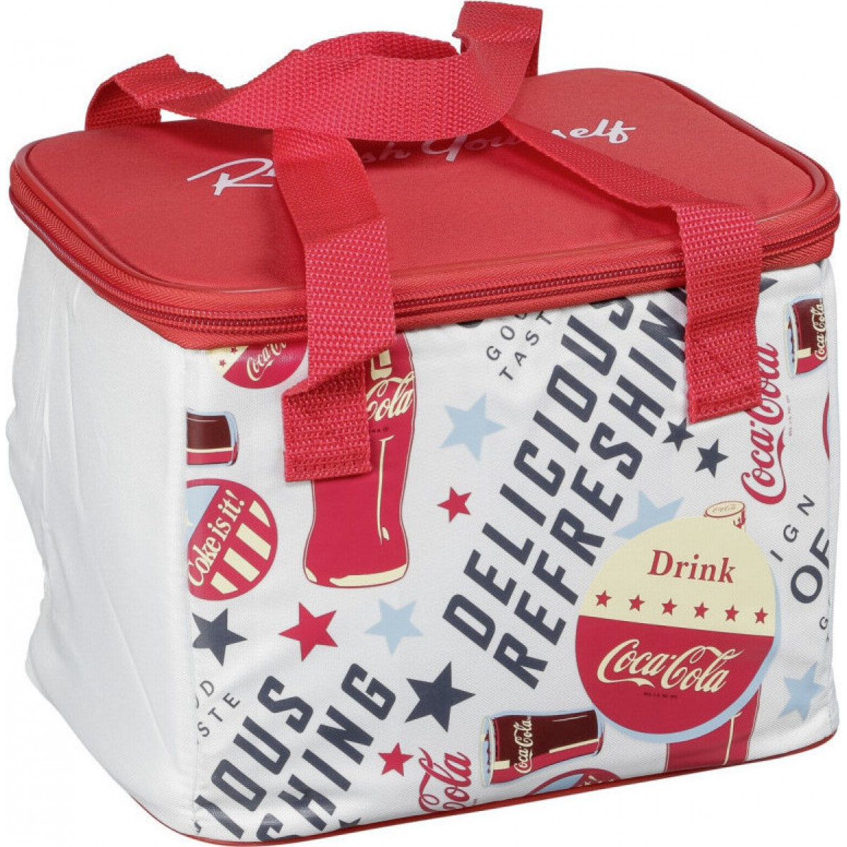 Ezetil Coca Cola Fresh 5 Cooling Bag