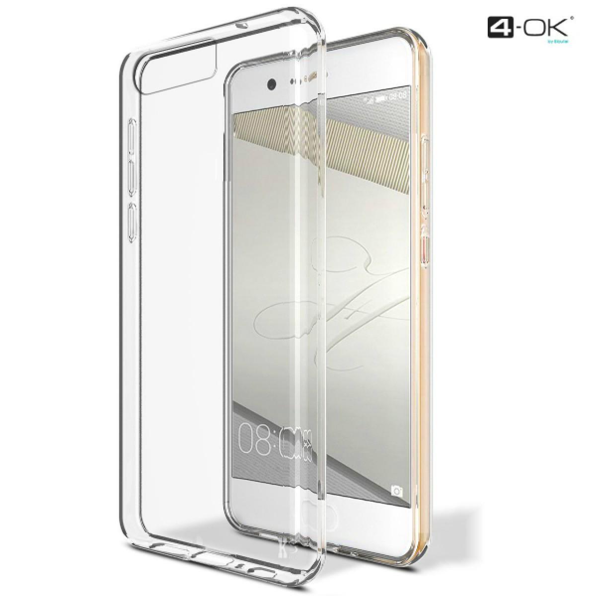 4-OK Protek 0.2 Ultra Slim Case - Huawei P10 Transparent