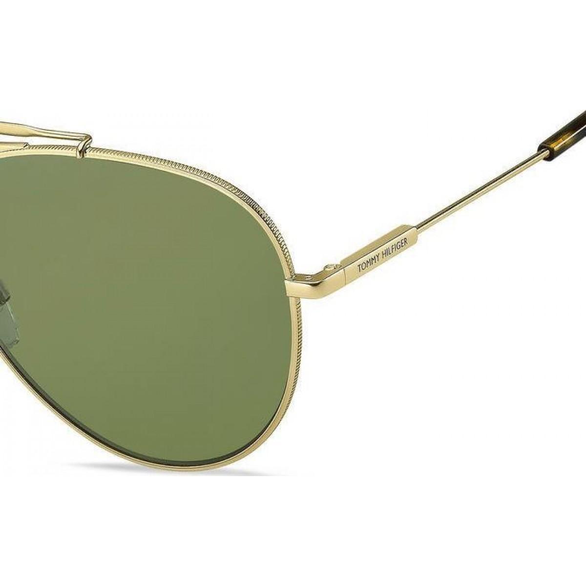 Tommy Hilfiger Γυαλιά Ηλίου TH1709/AOZ Ανδρικά gold-green